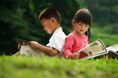 Đọc sách quan trọng cho phát triển tư duy