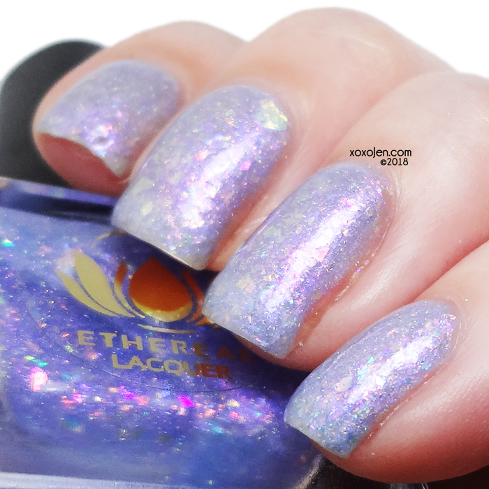 xoxoJen's swatch of Ethereal Spellfrost