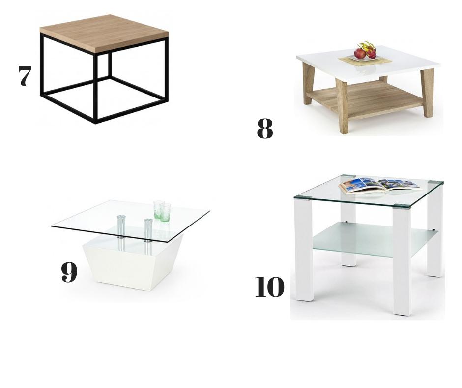 stolik w stylu industrialnym loft