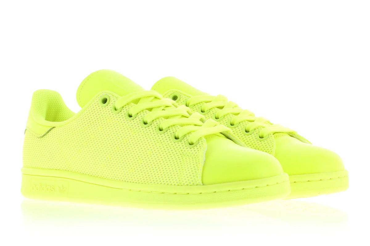 159ae01a61e adidas stan smith solar yellow