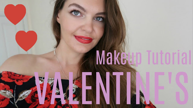 Valentine's Day Classic Makeup Tutorial   2018