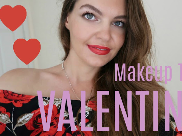 Valentine's Day Classic Makeup Tutorial | 2018