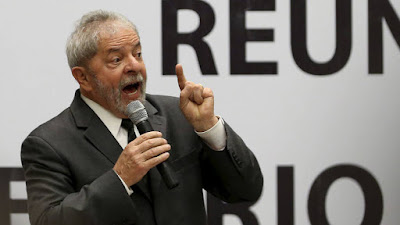 Lula na Prisão - Blog do Asno