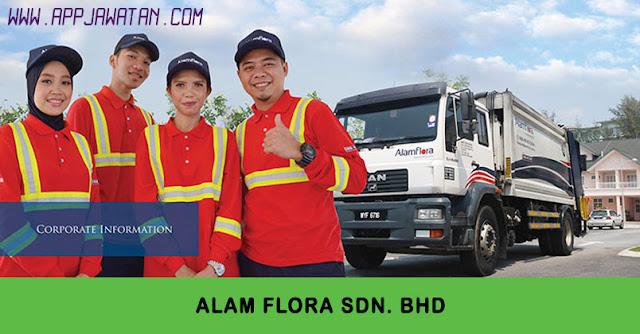 Jawatan Kosong di Alam Flora Sdn. Bhd.