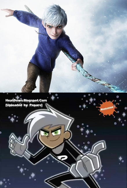 Danny Phantom And Jack FrostDanny Phantom Jack
