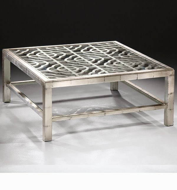Glass And Silver Square Coffee Table: 22 Elegant Luxury Silver Coffee Table And Side Table Designs