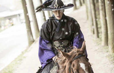 Legend of the Blue Sea 1 Aksi Lee Min Ho Joseon