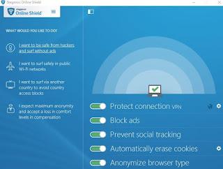 Steganos Anonym Online Shield VPN Key Serial Lisans Kodu Lisans Anahtarı