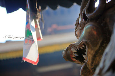 ネパール ゴールデンテンプル