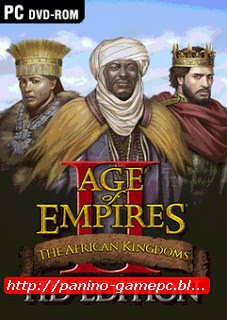 [PC Multi] Age of Empires II HD: The African Kingdoms