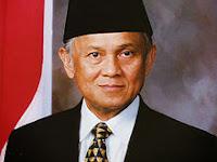 Bacharuddin Jusuf Habibie - Ilmuwan Pemegang 46 Hak Paten di Bidang Aeronautika