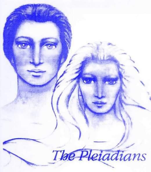THE SECRET ALIEN: Pleiadian Woman
