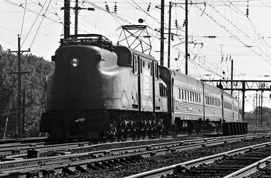 Amtrak Clocker 1971