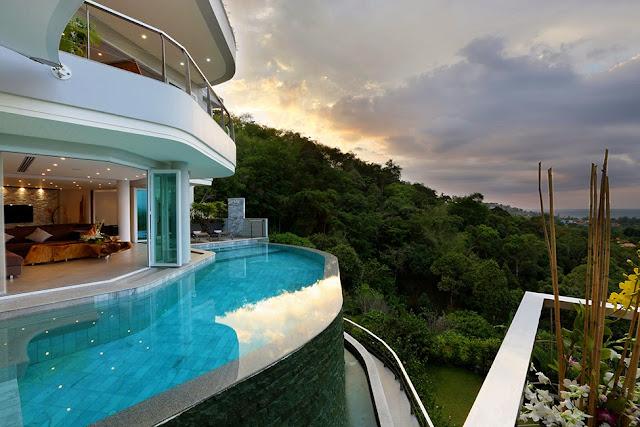 Powerful Holiday Statement: 7 Bedroom Villa Beyond in Phuket, Thailand