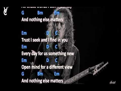 Nothing else matters Videoları Sayfa 2