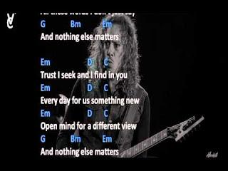 nothing else matters akor rock ve metal muzik portali