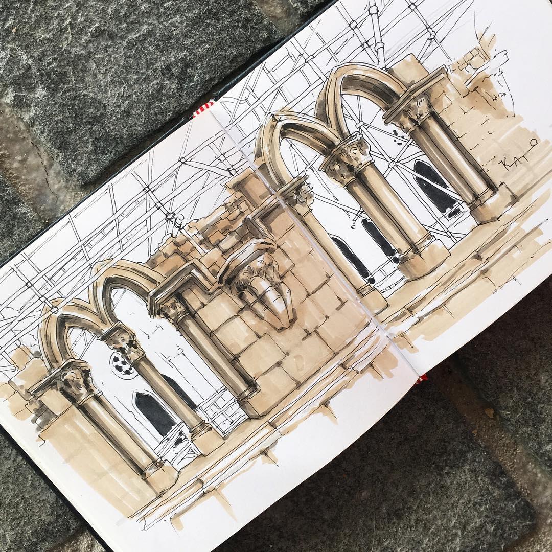 05-Catherine-Ivannikova-Екатерина-Иванникова-Architectural-Drawings-and-Sketches-www-designstack-co