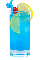 cocktail blue ocean