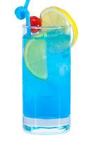 cocktail blue ocean