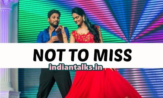 Allu-Arjun-Sneha-Reddy-Dance-Video