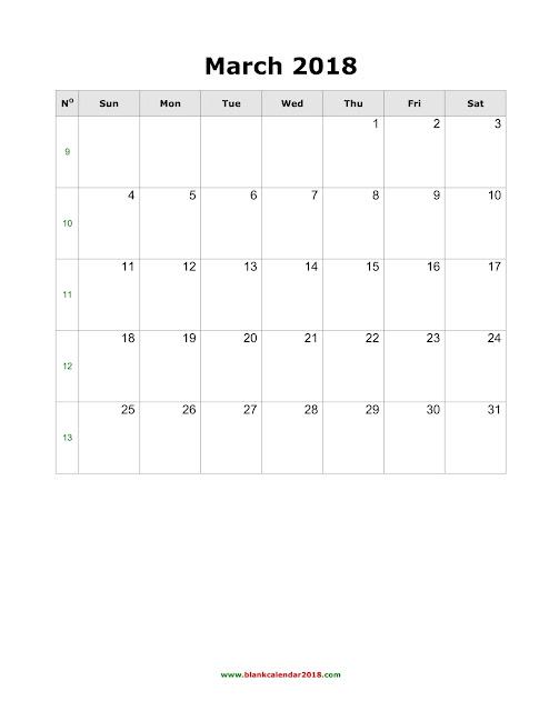 March 2018 Printable Calendar, March 2018 Blank Calendar, March 2018 Calendar Template, March 2018 Calendar Printable, March 2018 Calendar. March Calendar 2018, March Calendar, Print March Calendar 2018, Calendar 2018 March, March 2018 Templates