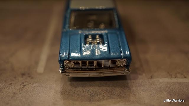 1965 Ford Ranchero (BDR90)