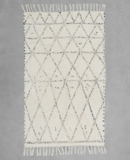 tapis doux berbere PIMKIE