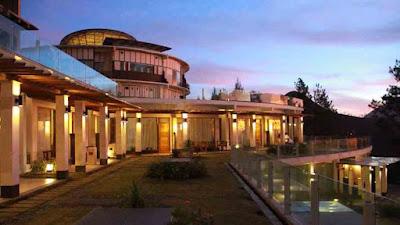 Taman Simalem Resort Hotel