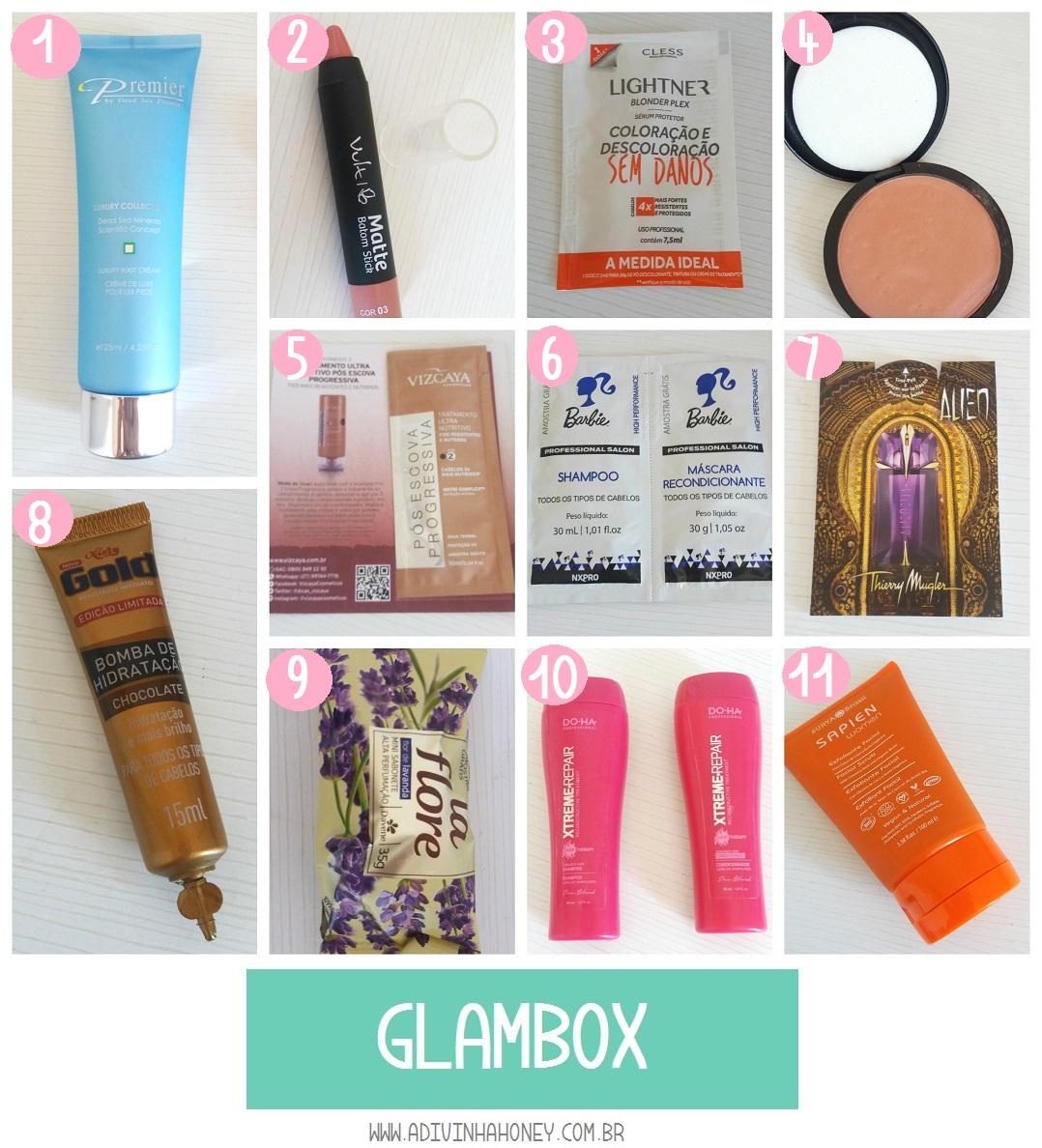Glambox trends dezembro
