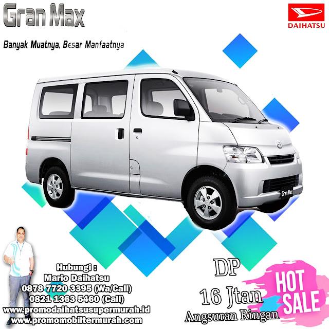 promo daihatsu gran max mini bus