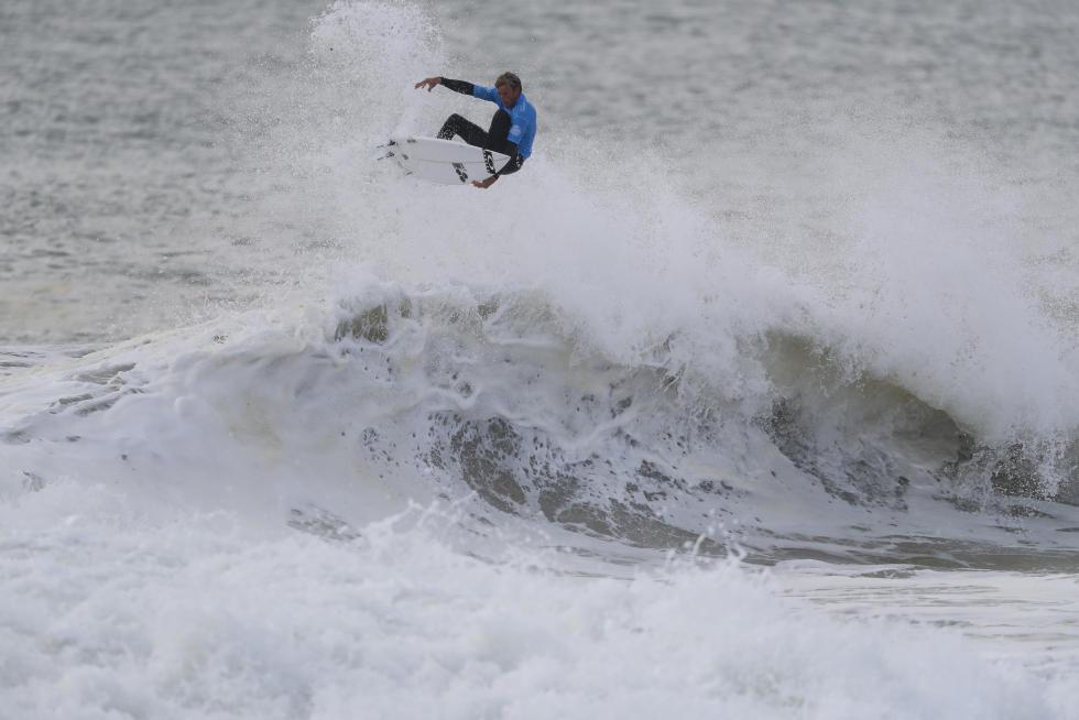 33 Sebastian Zietz rip curl pro portugal foto WSL Kelly Cestari