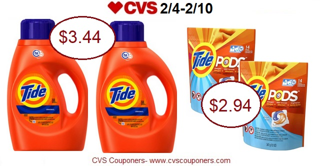 http://www.cvscouponers.com/2018/02/hot-tide-laundry-detergent-and-tide-pod.html