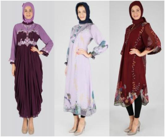 Berbagai Model Busana Muslim Modern di Blibli.com