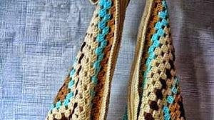 Bolso crochet fácil!