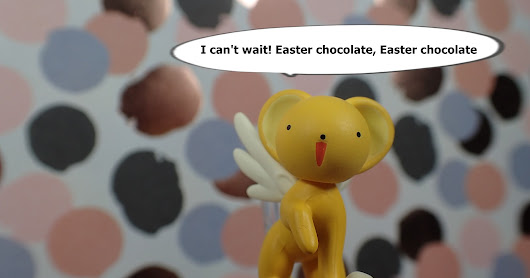 Comic - Easter Chocolate