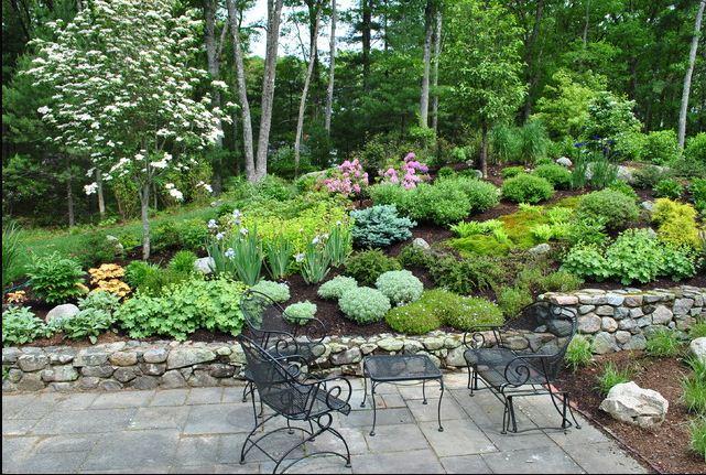 JLL DESIGN: Tackling the Yard on Backyard Hill Landscaping Ideas  id=26996