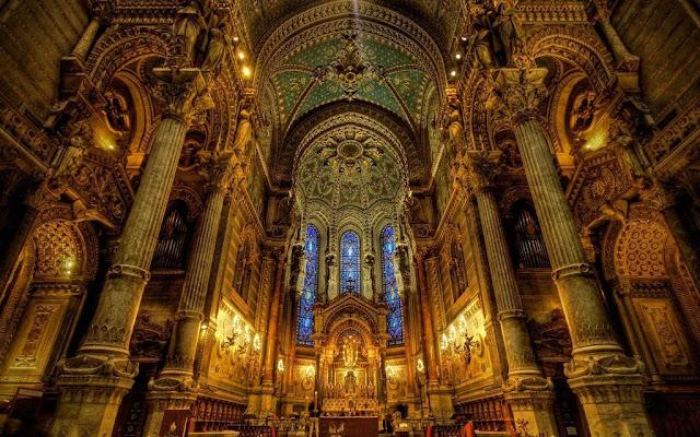 Basílica Notre Dame de Fourvière, Lyon