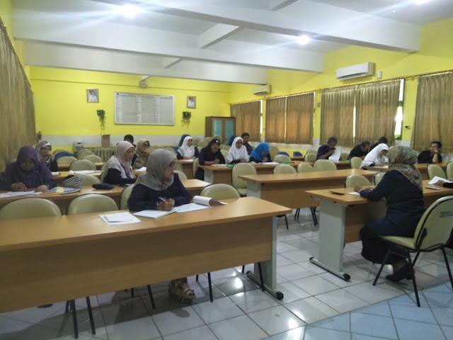 Rapat Koordinasi Pembinaan Wali Kelas Tahun 2019