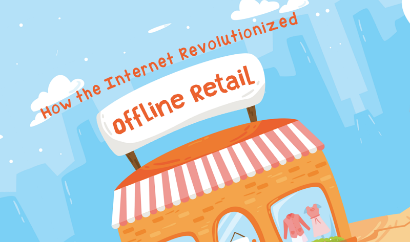 how the internet has revolutionized shopping How internet changed consumer this is an excellent report about how internet has changed consumer the abundance of online tools has evolved shopping.