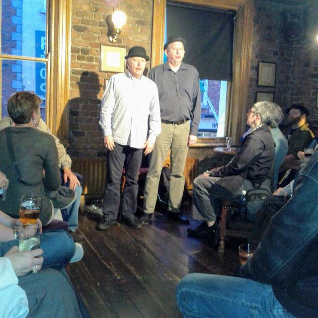 One Day in Dublin Ireland Itinerary: Dublin Literary Pub Crawl