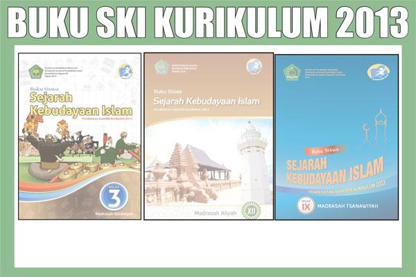 Buku Paket SKI MI MTs MA Kurikulum 2013