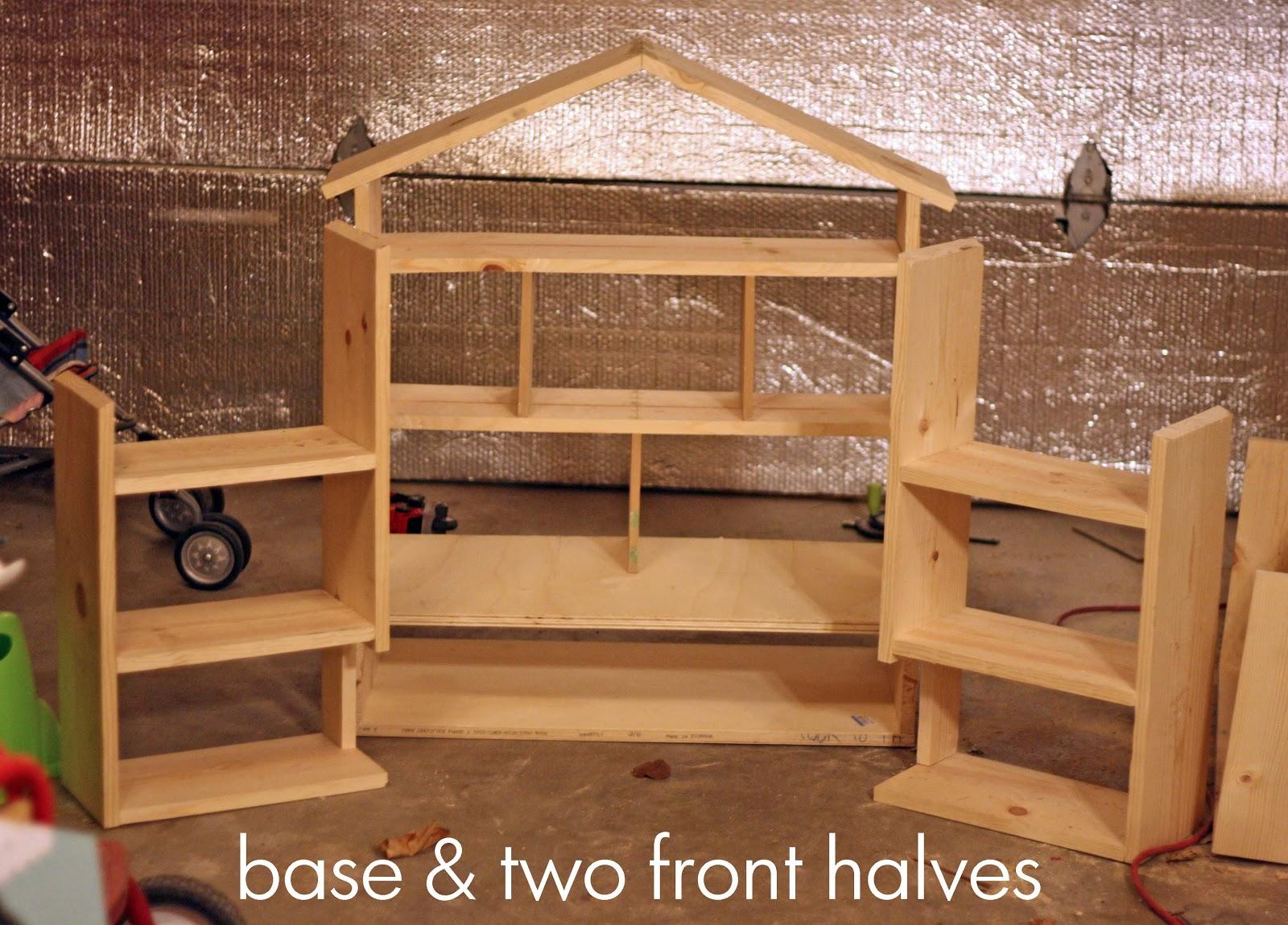 Doll House Part 2: House Built