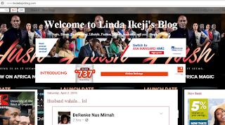 Linda Ikeji Blogger Terkenal Nigeria
