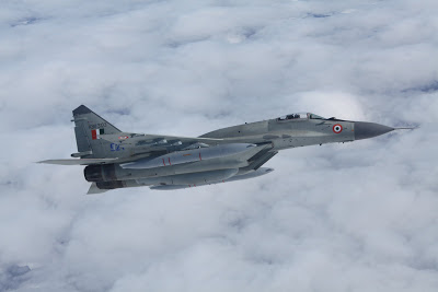First Upgraded MiG-29s For IAF Arrive