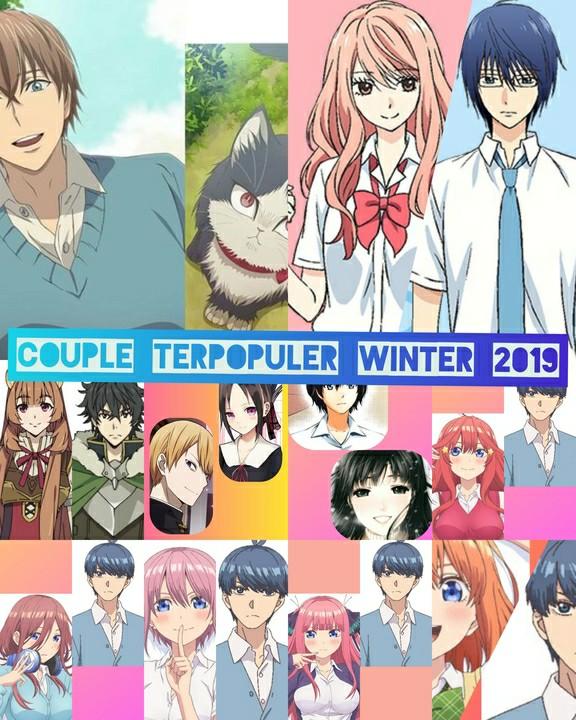 Couple / Pasangan Terpopuler Winter 2019