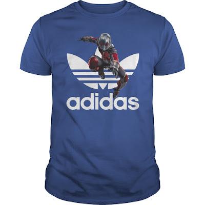 Ant Man Adidas T Shirt Hoodie Sweatshirt