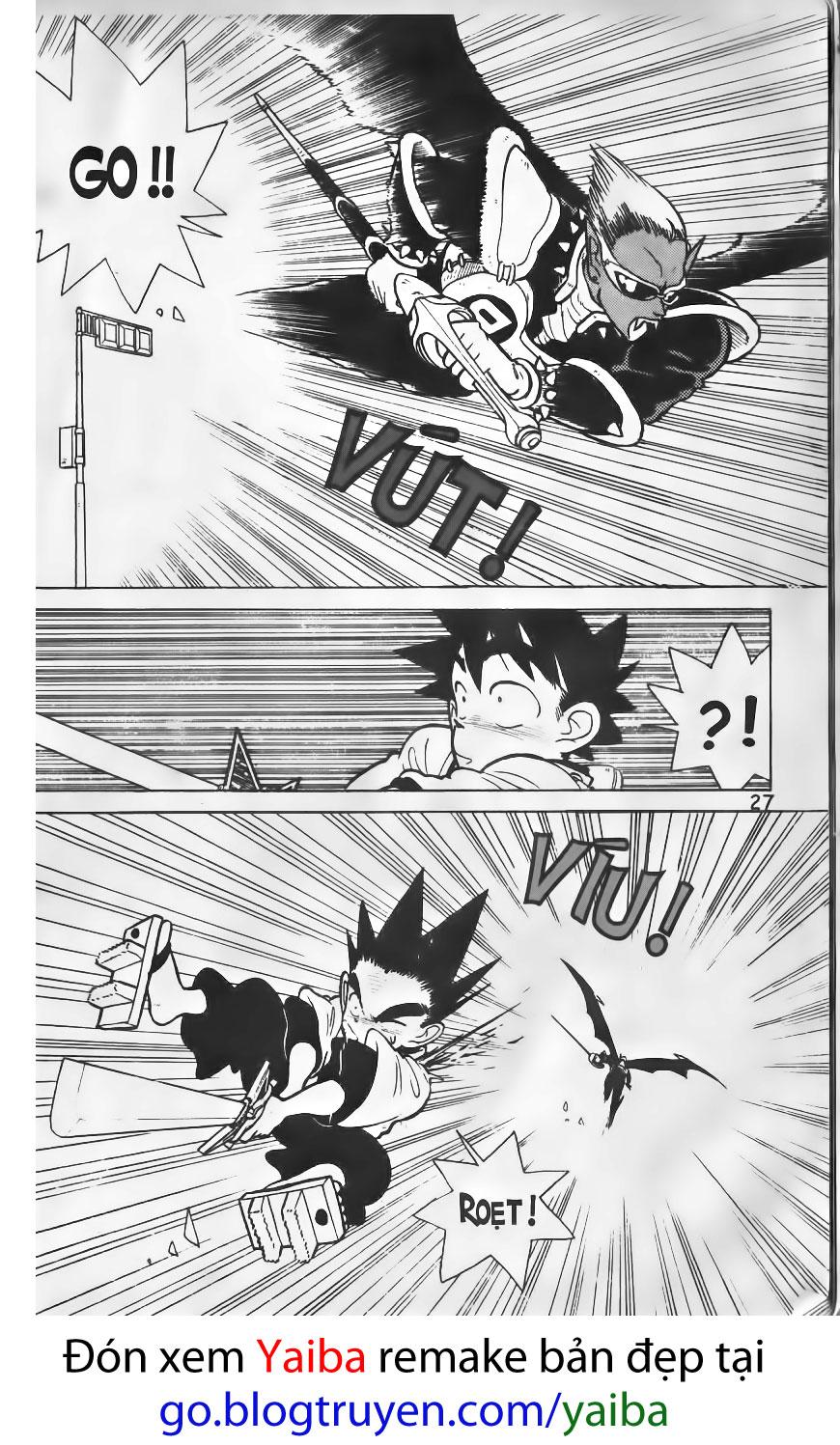 Yaiba chap 31 trang 6