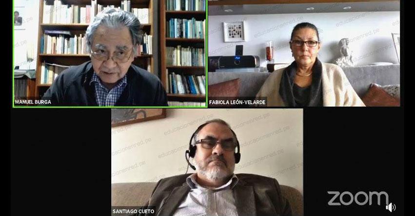 CNE: Segundo Diálogo Educativo abordó contexto actual de la emergencia sanitaria y su influencia en el sistema educativo peruano