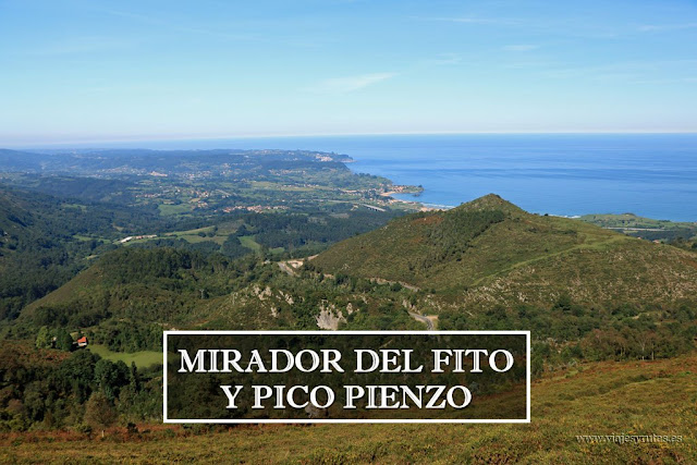 Pico Pienzo, y el Fito, los mejores miradores de Asturias