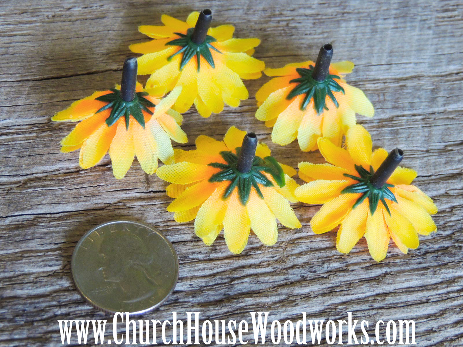 Rustic 4 weddings march 2016 for Flower heads for crafts